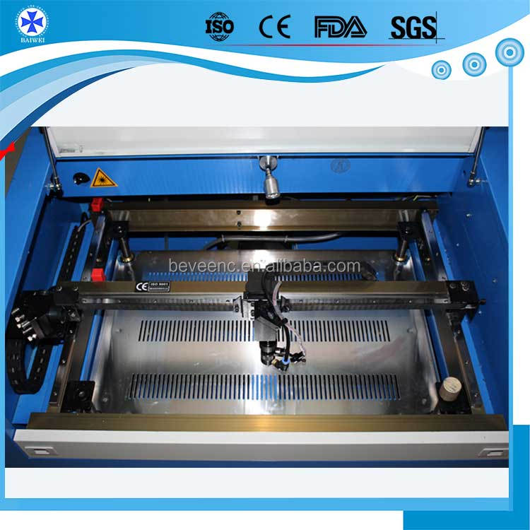 40w hand-held homemade table top cheap small co2 laser engraver id card laser engraving machine