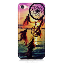 Unique 3D Painting Phone Back Cover TPU Rubber DIY Case Cover for Samsung Galaxy S8