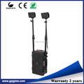 rechargeable military 72w portable remote work light
