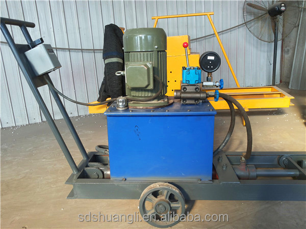 Steel wire reinforced tension machine for sale