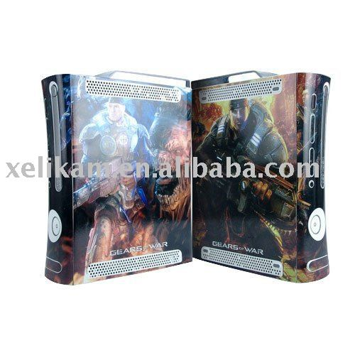 Skin Art Decal Cover Sticker Case for XBOX 360 sticker