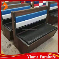 Low price transparency standard single sofa size