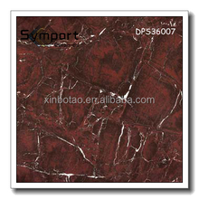 Allibaba com 60x60cm vitrified full polished porcelain floor red tile for modern kitchen design