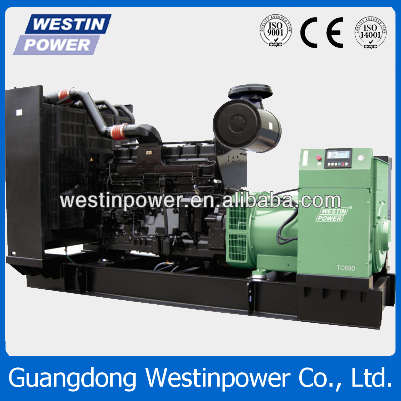 Best price single phase / three phase 50hz 7.5kw to 3300kw disel generator set 1600cc vw engine