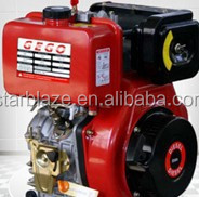 Hot sale 6hp Barco Pequeno Motor Diesel Marítimo