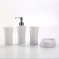 New Style Guesthouse Sanitary Bath Bathroom Set White Color