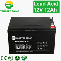 Top sale china 12v 12ah 6 dzm 12 electric scooter battery