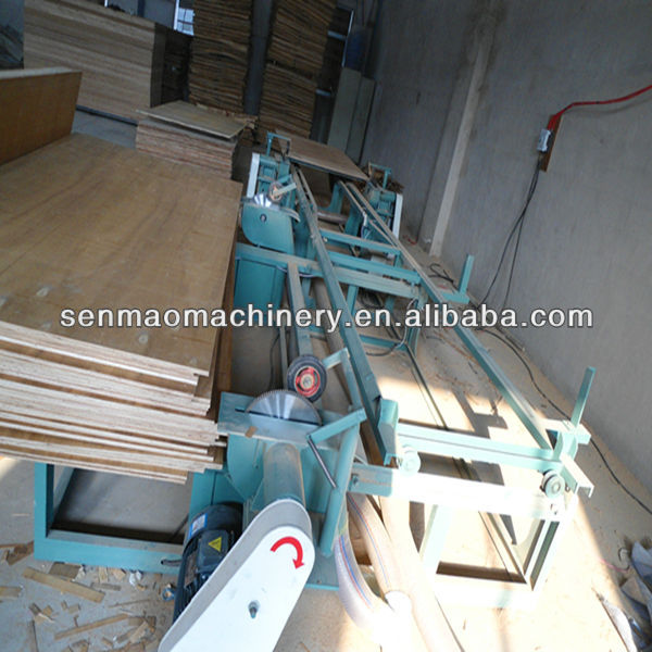 manual woodworking trimming saw/plywood cutting machine/plywood saw