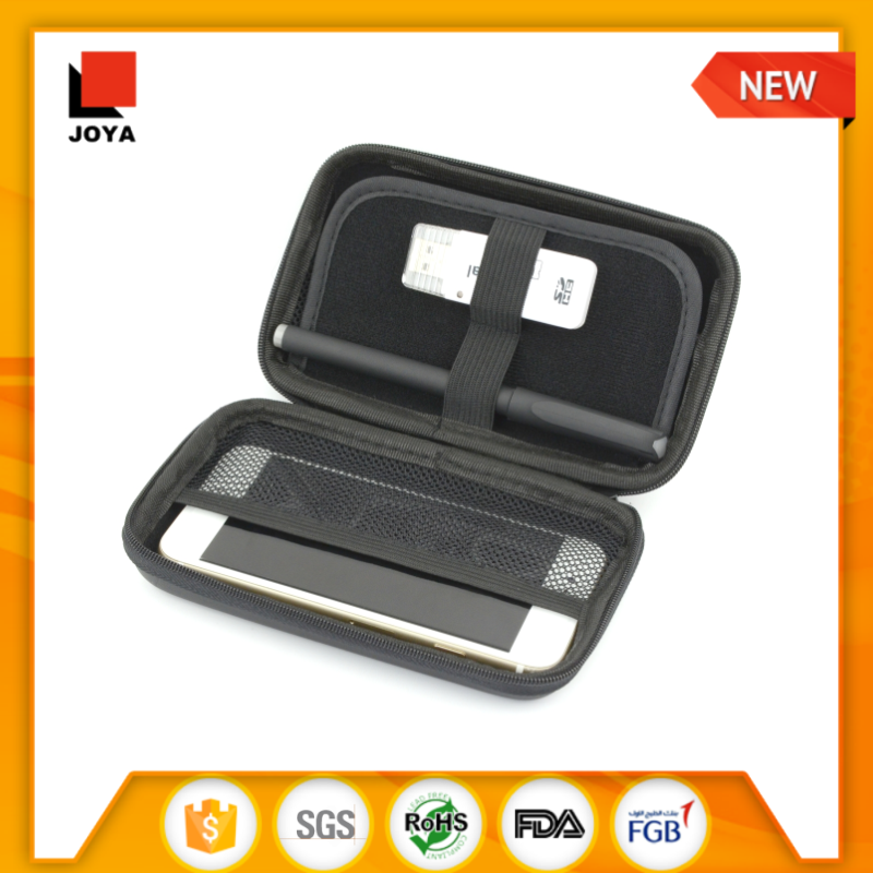 Hot selling 4u flight case e cigarette accessory eva case