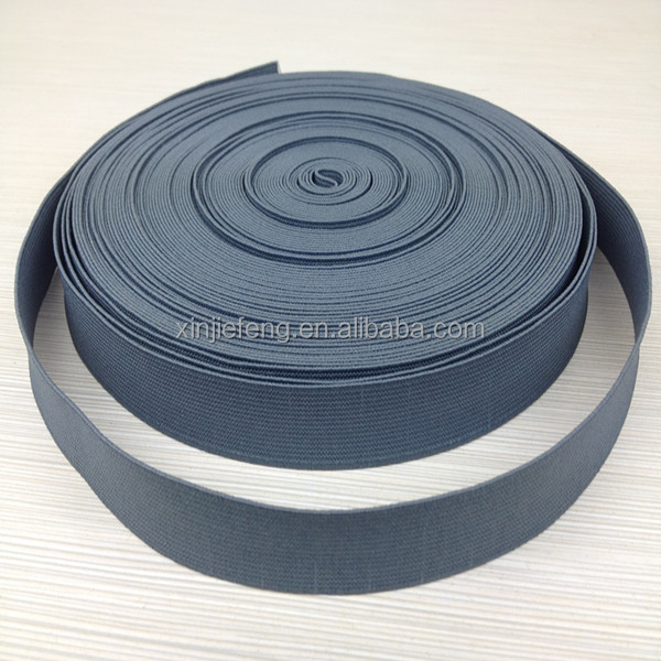 100% cotton elastic band