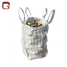 Super sacks ventilated white jumbo big bag for fire wood