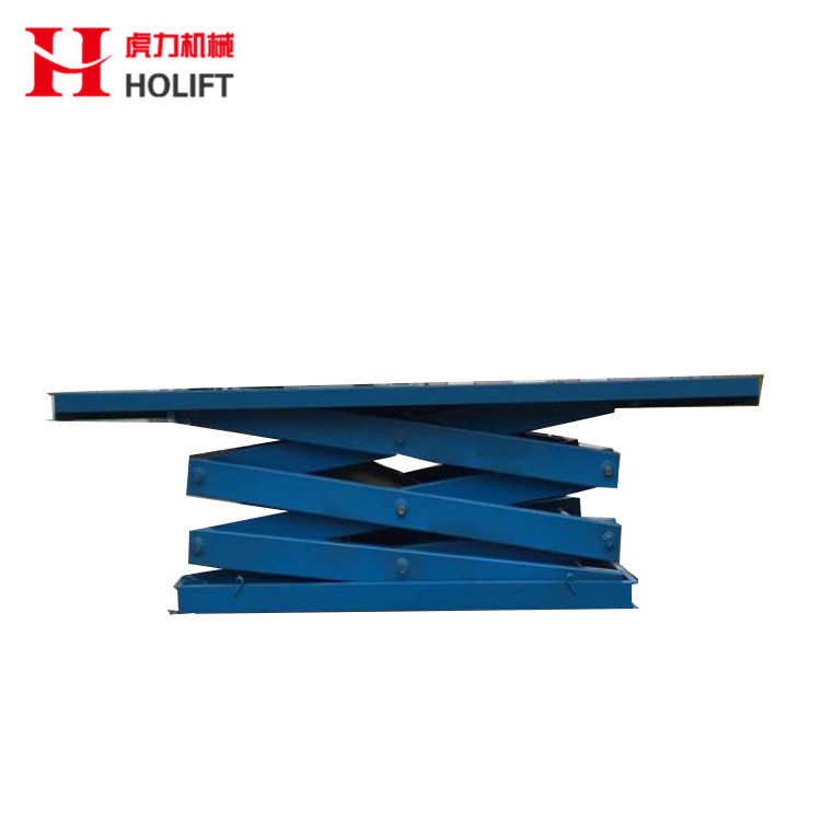 ever-eternal self propelled manual scissor lift platform