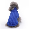 Hot selling knitted dog sweater clothes for pets hristmas pet clothes