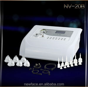 NV-20B Intelligent & Magical body beauty breast enhancement with vacuum for Breast Enhancers & Vacuum Therapy