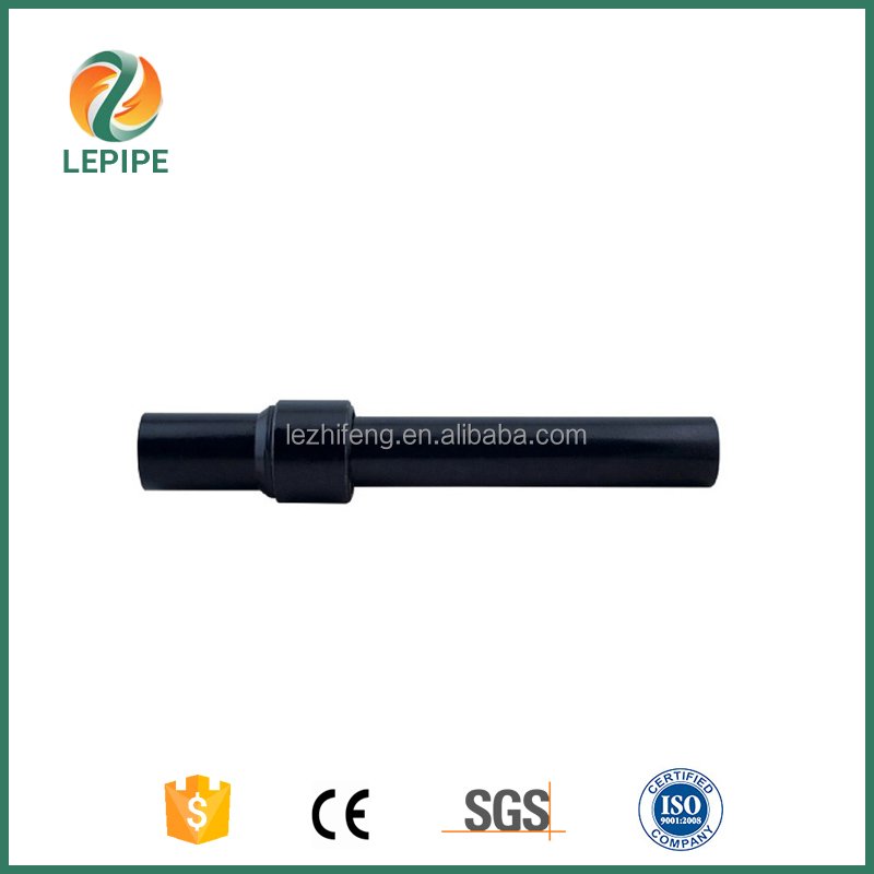 Plastic to Steel Transition Fitting for Water Pipe