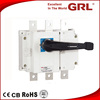 Manufacturer Supplier weatherproof electric isolator switch 400a