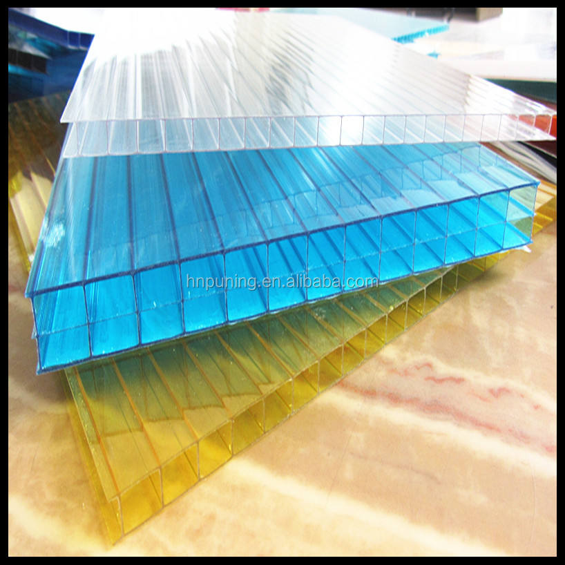 Polycarbonate sheet for Greenhouse garden