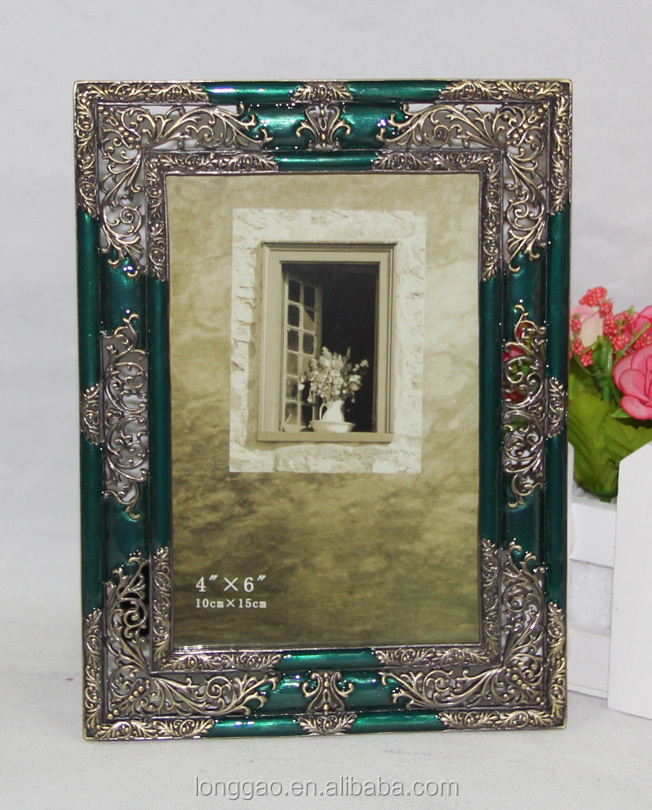 Decorative Metal Picture Fame, Funia Frame Photo