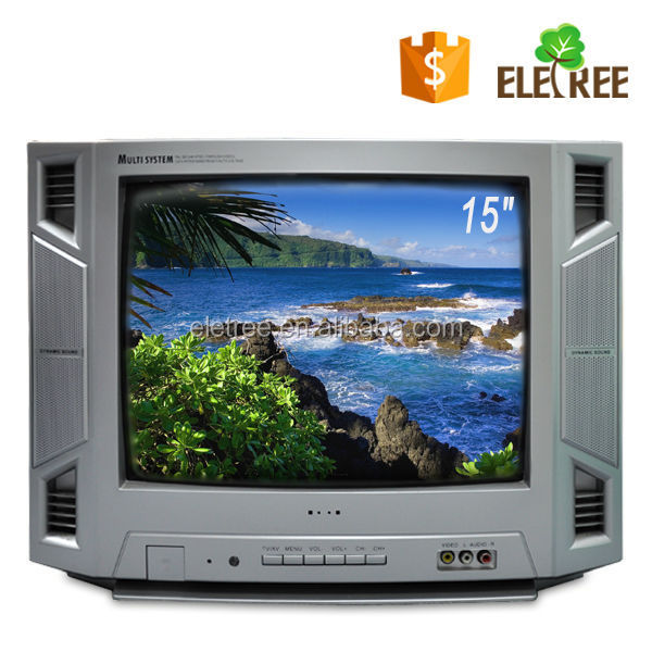 15 inch crt tv in best price crt tv spare parts new crt tv