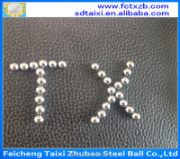 AISI52100 GCr15 material G10 chrome steel ball for bearing with high quality