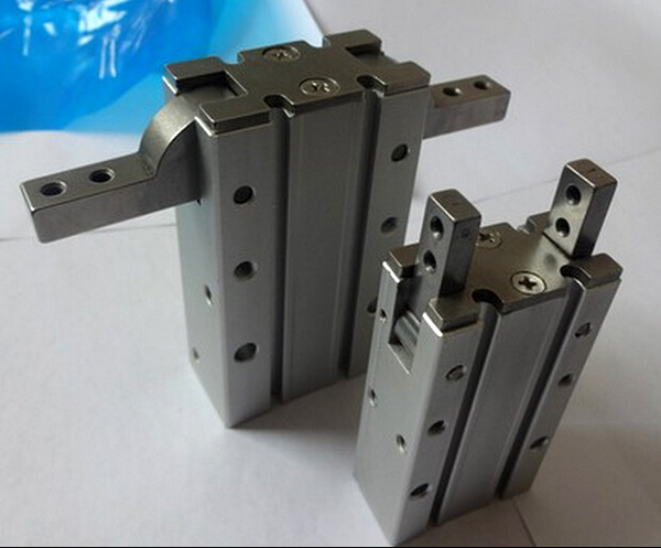 High quality double acting clamp mini gripper <strong>cylinder</strong> MHY2-25D SMC type pneumatic <strong>cylinders</strong>