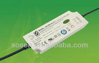 0.5A 35W LED driver freestanding waterproof IP20 high power wide input voltage constant current LED driver