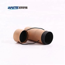 Free Sample Kraft Paper Mailing Tube From China
