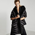 Trench Chinchilla Fur Shawl Scarf Vest Chinchilla Fur Fashion