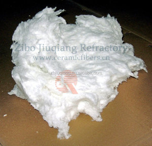 Refractory Raw Material ceramic fiber spun cotton