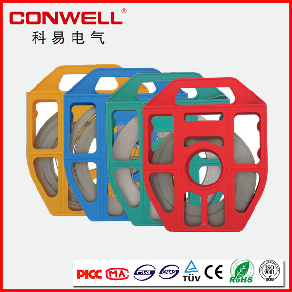 SS201 electric cable fittings metal strap