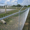 Fencing services / razor wire chain link fence/ galvanized Chain Link Fence