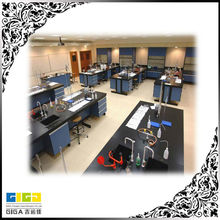 GIGA all steel chemistry teaching aids model, lab furniture