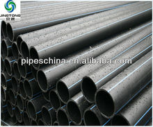 Large Diameter HDPE Solid Wall Pipe