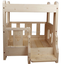 Most popular new import dog house wooden dog house puppy kennel with commodity shelf