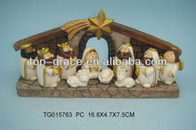 polyresin nativity set 3d pictures of jesus christ