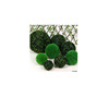 Green Artificial Boxwood Ball Grass Ball