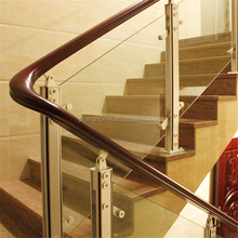 garden glass railing with good quality
