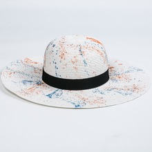 CHENGWEN Ladies fashion Floppy straw hats China straw hats