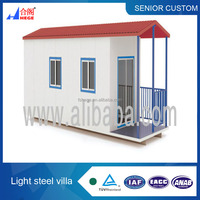 New type prefabricated container house