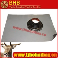 EPDM-LEAD/SILICONE-LEAD rubber roof flashing