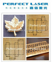 MDF/Balsa/Veneer/plywood/mould/Carton/wood/paper die board cutting laser cutting machine price
