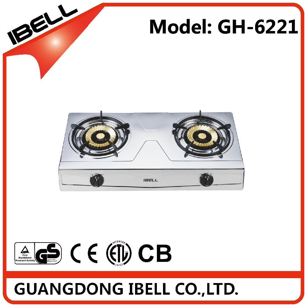 Chinese supplier hot selling gas stoves on sale
