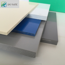 Resistant To Fire Colorful Plastic Rigid Pvc Sheet