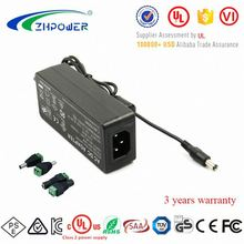 Original Universal 15v 4a laptop battery charger for LED monitor with PSE KC certification