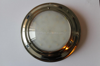 RV Marine Led Dome lamp 7 inch