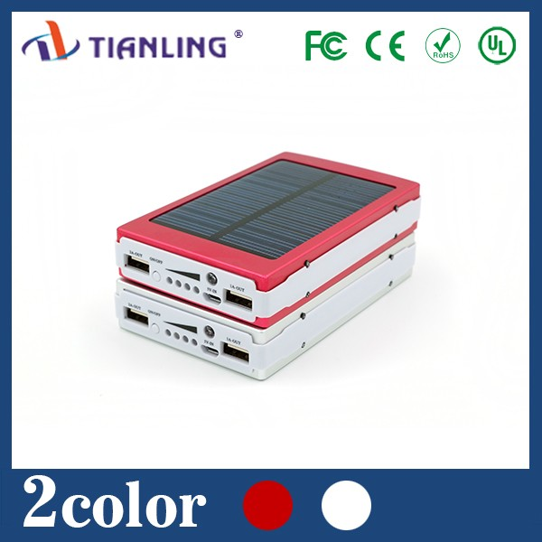 High quality Solar power bank