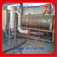jute stick carbonation furnace for sale continuous smokeless