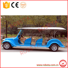 customized Electric Sightseeing car/handicap car with CE certificate