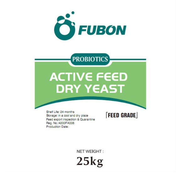 Fubon Inactive Dried Yeast Powder For Animal Nutrition