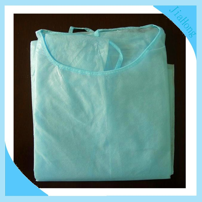 biodegradable products water resistant disposable surgical gown